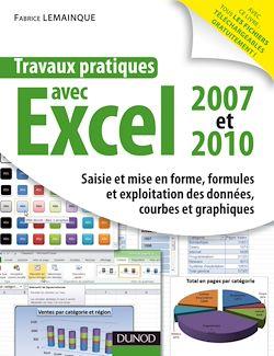 Travaux pratiques avec Excel 2007 et 2010