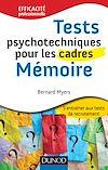 Télécharger le livre :  Tests psychotechniques pour les cadres : Mémoire