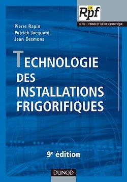 Technologie des installations frigorifiques - 9ème édition