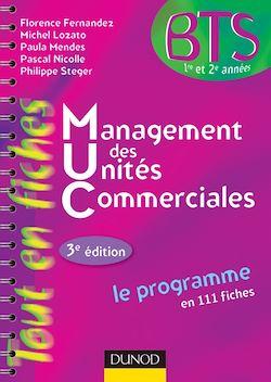 Management des unités commerciales - 3e éd.