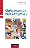 Télécharger le livre :  Qu'est-ce que l'alexithymie ?