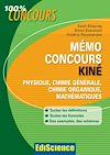 Télécharger le livre :  Mémo Concours Kiné