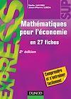Télécharger le livre :  Mathématiques pour l'économie - 2e éd.