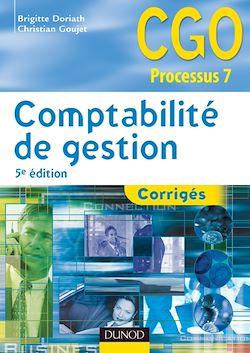 Comptabilité de gestion - 5e éD.