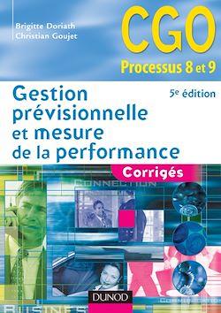 Gestion prévisionnelle et mesure de la performance - 5e éd.