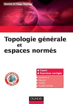 Topologie générale et espaces normés