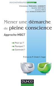 Téléchargez le livre :  Mener une démarche de pleine conscience - Approche MBCT