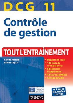 DCG 11 - Contrôle de gestion - 2e édition