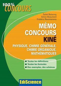 Mémo Concours Kiné