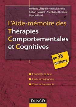 L'Aide-mémoire des Thérapies comportementales et cognitives