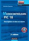 Télécharger le livre :  Microcontrôleurs PIC 18 - 2e 2d.