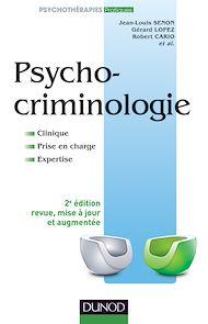 Téléchargez le livre :  Psychocriminologie - 2e éd.