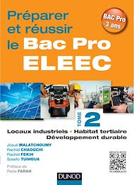 Téléchargez le livre :  Préparer et réussir le Bac Pro ELEEC - T2