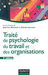 Télécharger le livre :  Traité de psychologie du travail et des organisations - 3ème édition