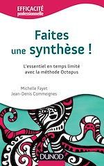 Download this eBook Faites une synthèse !