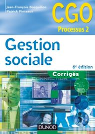 Téléchargez le livre :  Gestion sociale - 6e édition