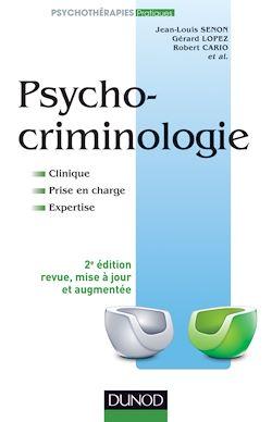 Psychocriminologie - 2e éd.