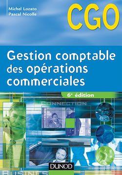 Gestion comptable des opérations commerciales - 6e édition