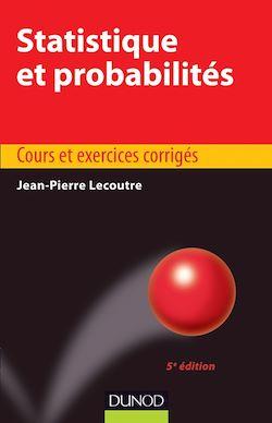 Statistique et probabilités - 5e édition