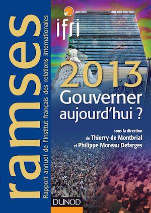 Téléchargez le livre :  Ramses 2013 - Gouverner aujourd'hui ?