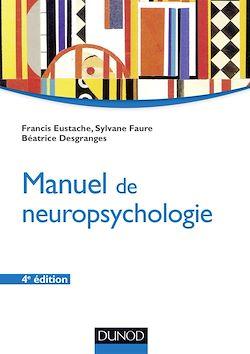 Manuel de neuropsychologie - 4ème édition