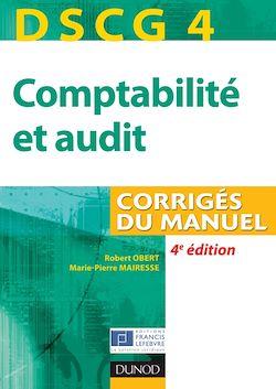 DSCG 4 - Comptabilité et audit - 4e édition