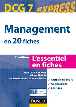 Management DCG 7 - 2e édition