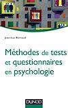 Télécharger le livre :  Méthodes de tests et questionnaires en psychologie