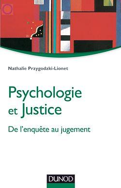 Psychologie et justice