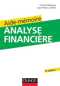Aide-mémoire d'analyse financière - 4e édition