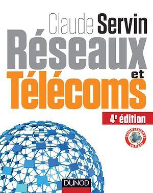 Téléchargez le livre :  Réseaux et télécoms - 4ème édition