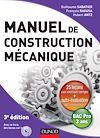 Télécharger le livre :  Manuel de construction mécanique - 3ème édition