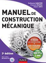 Téléchargez le livre :  Manuel de construction mécanique - 3ème édition