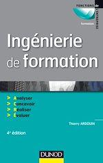 Télécharger cet ebook : Ingénierie de formation - 4e édition