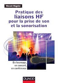 Téléchargez le livre :  Pratique des liaisons HF pour la prise de son et la sonorisation