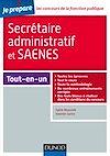 Télécharger le livre :  Secrétaire administratif et SAENES - Tout-en-un