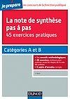 Télécharger le livre :  La note de synthèse pas à pas - 45 exercices pratiques