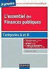 Télécharger le livre :  L'essentiel des finances publiques