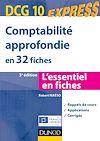 Télécharger le livre :  Comptabilité approfondie DCG 10 - 3e édition