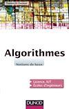 Télécharger le livre : Algorithmes