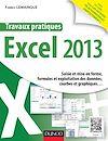 Télécharger le livre :  Travaux pratiques - Excel 2013