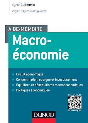 Téléchargez le livre :  Aide-mémoire - Macroéconomie