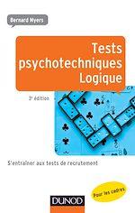 Download this eBook Tests psychotechniques - Logique - 3e éd.