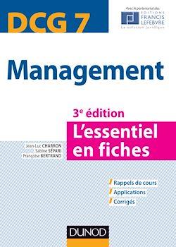 Management DCG 7 - 3e édition