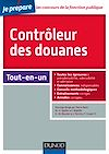 Télécharger le livre :  Contrôleur des douanes - Concours externe et interne