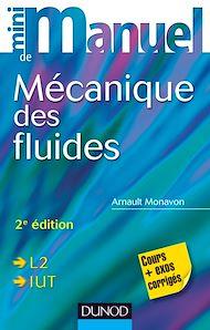Téléchargez le livre :  Mini manuel de Mécanique des fluides - 2e édition