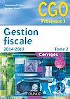 Télécharger le livre :  Gestion fiscale 2014-2015 - Tome 2 - 13e éd