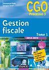 Télécharger le livre :  Gestion fiscale 2014-2015 - Tome 1 - 14e éd.