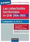 Télécharger le livre :  Les collectivités territoriales en QCM 2014-2015 - 2e éd.