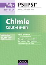 Télécharger cet ebook : Chimie tout-en-un PSI-PSI*